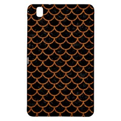 Scales1 Black Marble & Rusted Metal (r) Samsung Galaxy Tab Pro 8 4 Hardshell Case by trendistuff