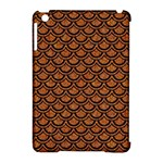 SCALES2 BLACK MARBLE & RUSTED METAL Apple iPad Mini Hardshell Case (Compatible with Smart Cover)