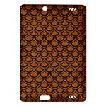 SCALES2 BLACK MARBLE & RUSTED METAL Amazon Kindle Fire HD (2013) Hardshell Case