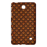SCALES2 BLACK MARBLE & RUSTED METAL Samsung Galaxy Tab 4 (8 ) Hardshell Case