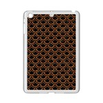 SCALES2 BLACK MARBLE & RUSTED METAL (R) iPad Mini 2 Enamel Coated Cases Front