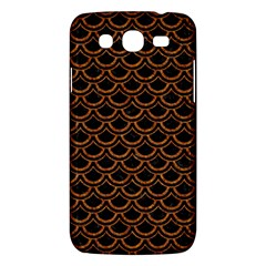 Scales2 Black Marble & Rusted Metal (r) Samsung Galaxy Mega 5 8 I9152 Hardshell Case  by trendistuff