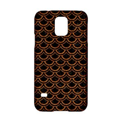 Scales2 Black Marble & Rusted Metal (r) Samsung Galaxy S5 Hardshell Case  by trendistuff
