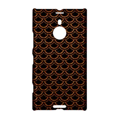 Scales2 Black Marble & Rusted Metal (r) Nokia Lumia 1520 by trendistuff