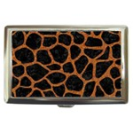 SKIN1 BLACK MARBLE & RUSTED METAL Cigarette Money Cases