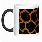 SKIN1 BLACK MARBLE & RUSTED METAL Morph Mugs