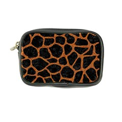 Skin1 Black Marble & Rusted Metal Coin Purse