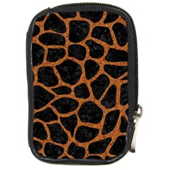 SKIN1 BLACK MARBLE & RUSTED METAL Compact Camera Cases