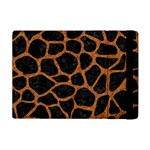 SKIN1 BLACK MARBLE & RUSTED METAL Apple iPad Mini Flip Case