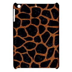Skin1 Black Marble & Rusted Metal Apple Ipad Mini Hardshell Case by trendistuff