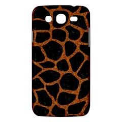 Skin1 Black Marble & Rusted Metal Samsung Galaxy Mega 5 8 I9152 Hardshell Case  by trendistuff