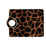 SKIN1 BLACK MARBLE & RUSTED METAL Kindle Fire HD (2013) Flip 360 Case