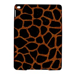 Skin1 Black Marble & Rusted Metal Ipad Air 2 Hardshell Cases by trendistuff
