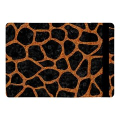 Skin1 Black Marble & Rusted Metal Apple Ipad Pro 10 5   Flip Case by trendistuff