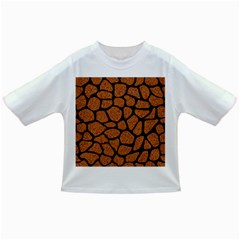 Skin1 Black Marble & Rusted Metal (r) Infant/toddler T Shirts