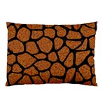 SKIN1 BLACK MARBLE & RUSTED METAL (R) Pillow Case 26.62 x18.9 Pillow Case