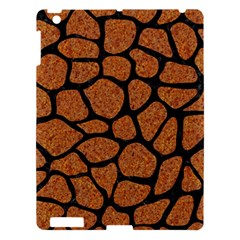 Skin1 Black Marble & Rusted Metal (r) Apple Ipad 3/4 Hardshell Case