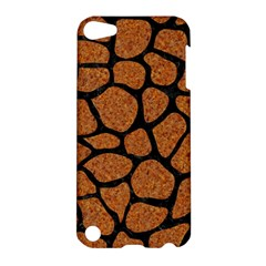 Skin1 Black Marble & Rusted Metal (r) Apple Ipod Touch 5 Hardshell Case by trendistuff