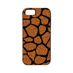 SKIN1 BLACK MARBLE & RUSTED METAL (R) Apple iPhone 5 Classic Hardshell Case (PC+Silicone)