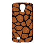 SKIN1 BLACK MARBLE & RUSTED METAL (R) Samsung Galaxy S4 Classic Hardshell Case (PC+Silicone)