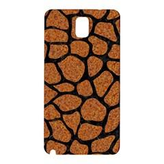 Skin1 Black Marble & Rusted Metal (r) Samsung Galaxy Note 3 N9005 Hardshell Back Case