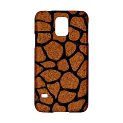 Skin1 Black Marble & Rusted Metal (r) Samsung Galaxy S5 Hardshell Case  by trendistuff