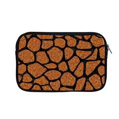 Skin1 Black Marble & Rusted Metal (r) Apple Macbook Pro 13  Zipper Case by trendistuff