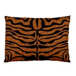 SKIN2 BLACK MARBLE & RUSTED METAL Pillow Case