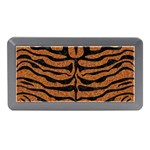 SKIN2 BLACK MARBLE & RUSTED METAL Memory Card Reader (Mini) Front