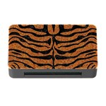 SKIN2 BLACK MARBLE & RUSTED METAL Memory Card Reader with CF