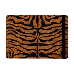 Skin2 Black Marble & Rusted Metal Apple Ipad Mini Flip Case