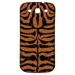 SKIN2 BLACK MARBLE & RUSTED METAL Samsung Galaxy S3 S III Classic Hardshell Back Case