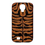 SKIN2 BLACK MARBLE & RUSTED METAL Samsung Galaxy S4 Classic Hardshell Case (PC+Silicone)