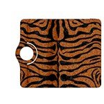 SKIN2 BLACK MARBLE & RUSTED METAL Kindle Fire HDX 8.9  Flip 360 Case