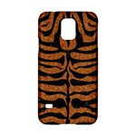 SKIN2 BLACK MARBLE & RUSTED METAL Samsung Galaxy S5 Hardshell Case