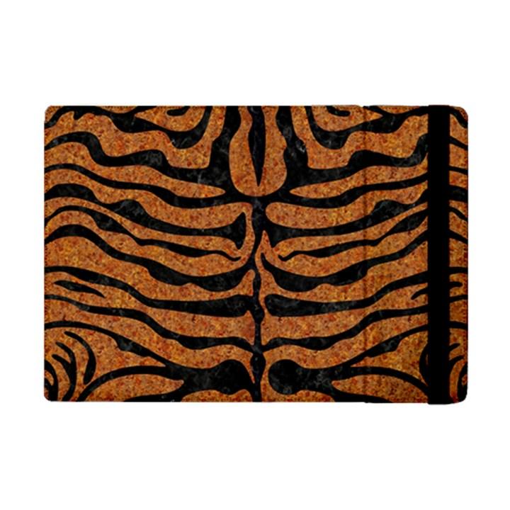 SKIN2 BLACK MARBLE & RUSTED METAL iPad Mini 2 Flip Cases