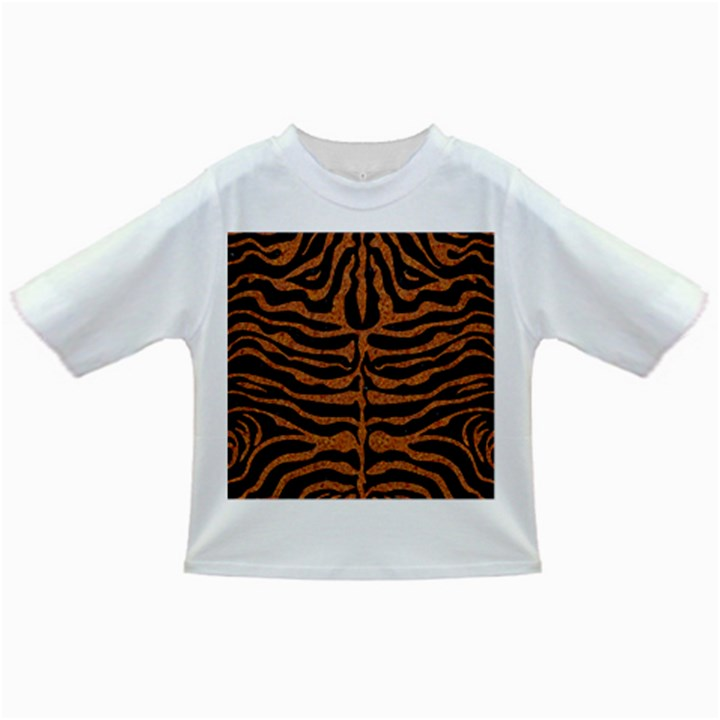 SKIN2 BLACK MARBLE & RUSTED METAL (R) Infant/Toddler T-Shirts