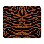 SKIN2 BLACK MARBLE & RUSTED METAL (R) Large Mousepads
