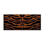 SKIN2 BLACK MARBLE & RUSTED METAL (R) Cosmetic Storage Cases Front