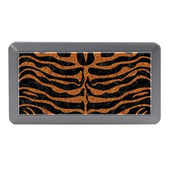 Skin2 Black Marble & Rusted Metal (r) Memory Card Reader (mini)
