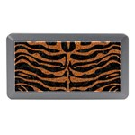SKIN2 BLACK MARBLE & RUSTED METAL (R) Memory Card Reader (Mini) Front