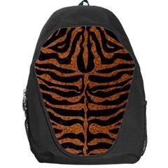 SKIN2 BLACK MARBLE & RUSTED METAL (R) Backpack Bag