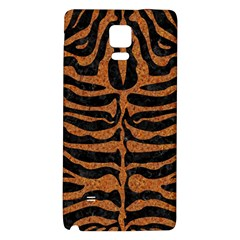 SKIN2 BLACK MARBLE & RUSTED METAL (R) Galaxy Note 4 Back Case