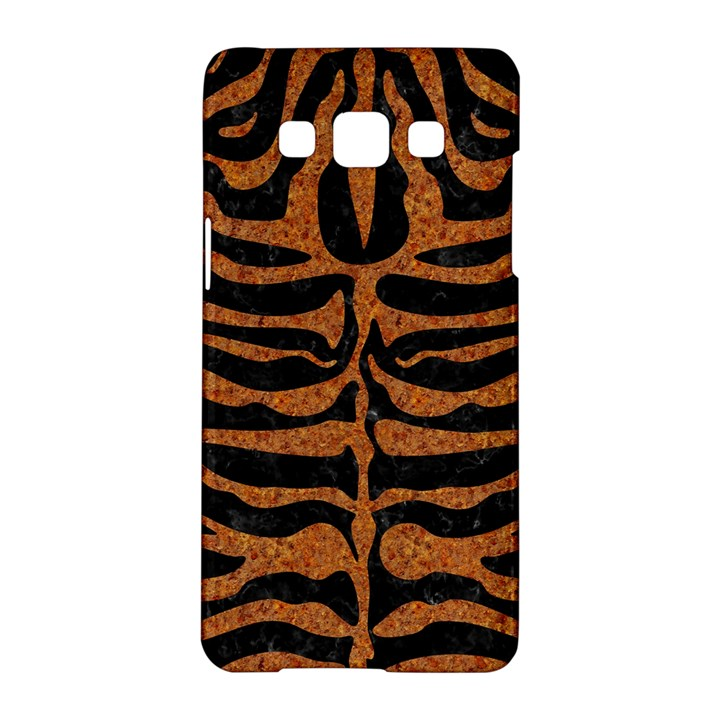 SKIN2 BLACK MARBLE & RUSTED METAL (R) Samsung Galaxy A5 Hardshell Case