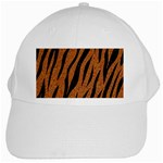 SKIN3 BLACK MARBLE & RUSTED METAL White Cap Front