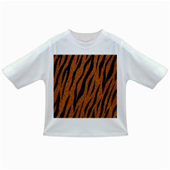 SKIN3 BLACK MARBLE & RUSTED METAL Infant/Toddler T-Shirts