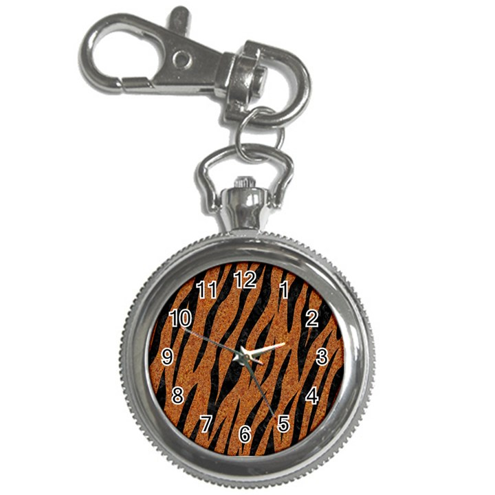 SKIN3 BLACK MARBLE & RUSTED METAL Key Chain Watches