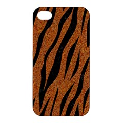 SKIN3 BLACK MARBLE & RUSTED METAL Apple iPhone 4/4S Hardshell Case