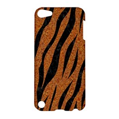 SKIN3 BLACK MARBLE & RUSTED METAL Apple iPod Touch 5 Hardshell Case