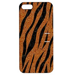 SKIN3 BLACK MARBLE & RUSTED METAL Apple iPhone 5 Hardshell Case with Stand